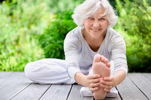 La musculation permet d'être en bonne santé si tu es une femme