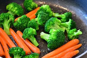 Manger des légumes pour mincir