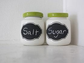 alimentation sans sucre et sans sel