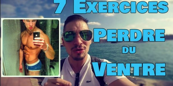 7 Exercices pour PERDRE du Ventre (Vidéo) !