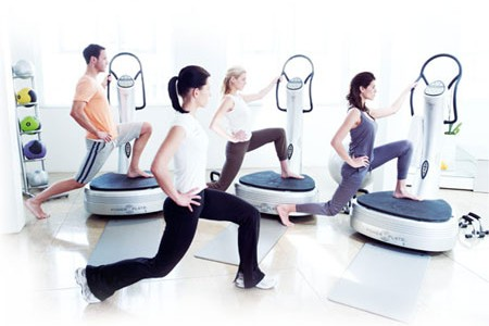 Exercices Power plate