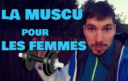La musculation permet aux femmes de se muscler