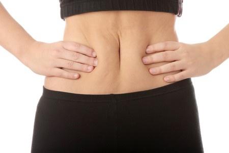 Cellulite ventre