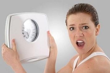je n'arrive pas à perdre de poids