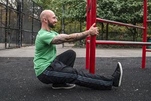 grâce à des exercices pour perdre du ventre comme le pistol squat, les résultats sont meilleurs