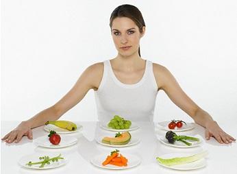 régime drastique menu