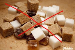 le sucre raffiné fait partie des mauvais glucides qu'il faut absolument éviter